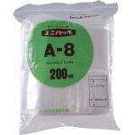 セイニチ 「ユニパック」 A-8 70×50×0.08  (200枚入)_