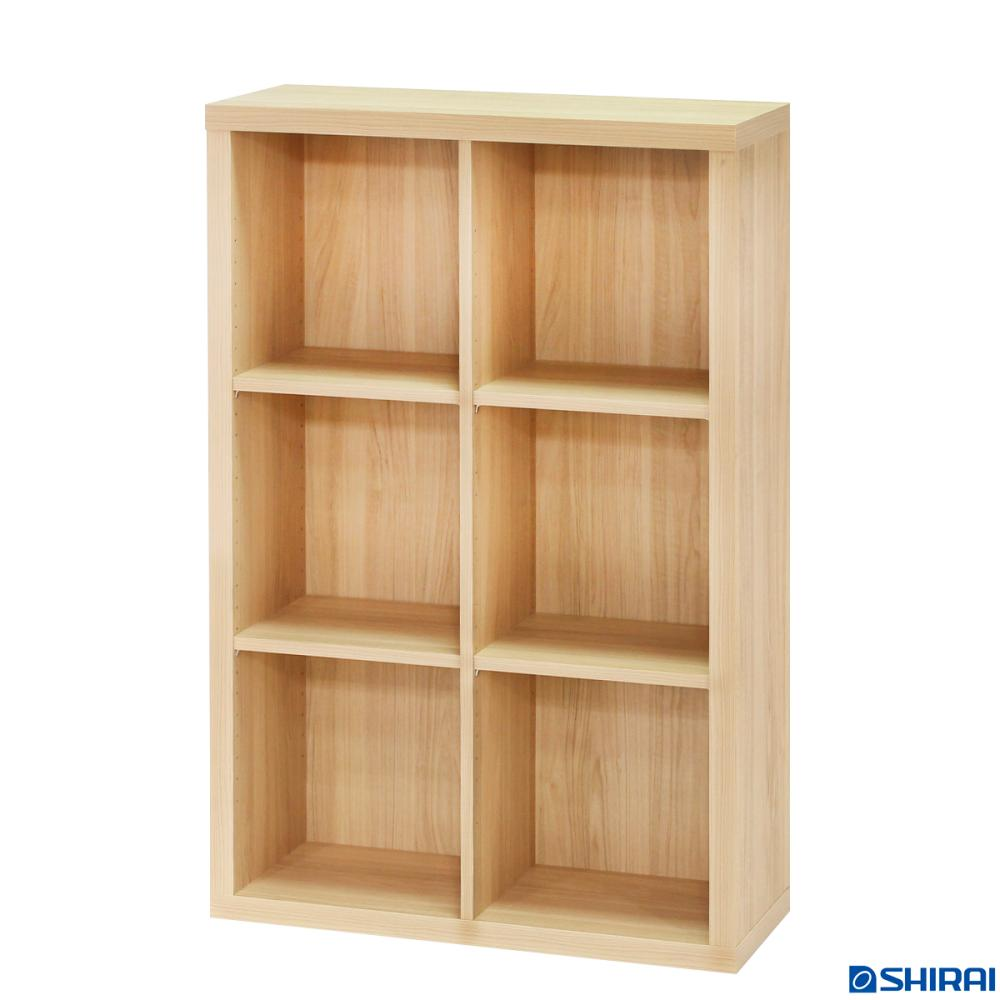書棚セパルテック SEP-1175 各色