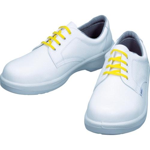シモン 静電安全靴 短靴 7511白静電靴 各サイズ