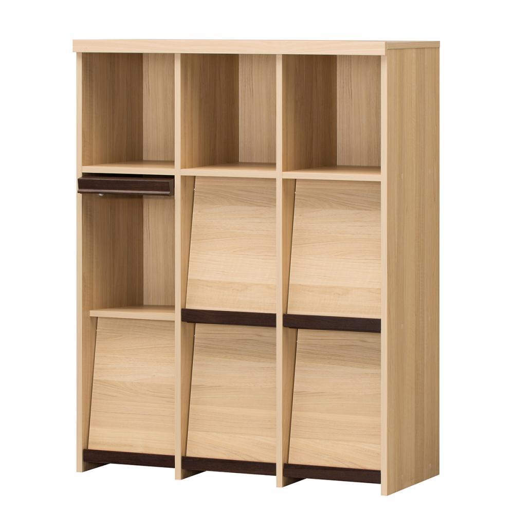書棚セパルテック SEP-1295F 各色