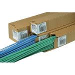 パンドウイット 熱収縮チューブ 標準タイプ 青 (1箱(袋)=5本入)_