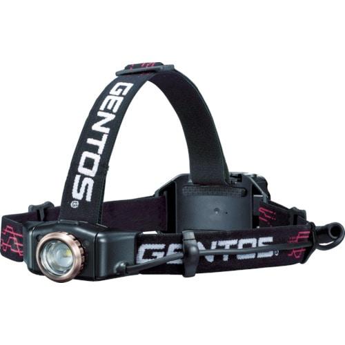 GENTOS Gシリーズ 明暗ライトセンサー搭載LEDヘッドライト 009RG_