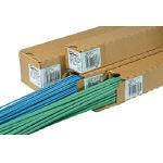 パンドウイット 熱収縮チューブ 標準タイプ 緑 (1箱(袋)=25本入)_