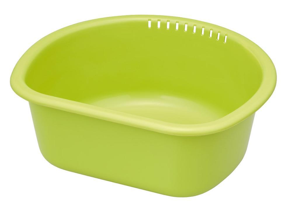AL PC洗い桶L D型 グリーン