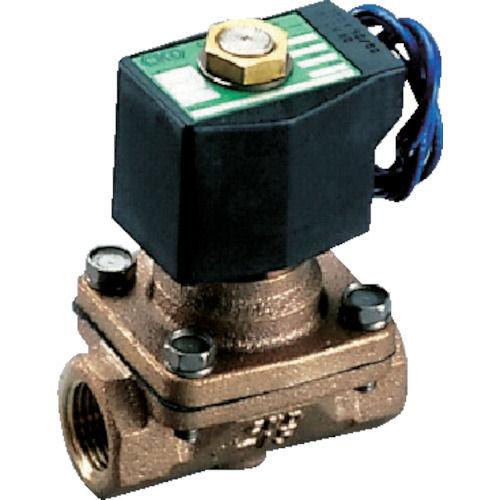 CKD パイロット式2ポート電磁弁(マルチレックスバルブ)_