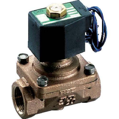 CKD パイロットキック式2ポート電磁弁(マルチレックスバルブ)_