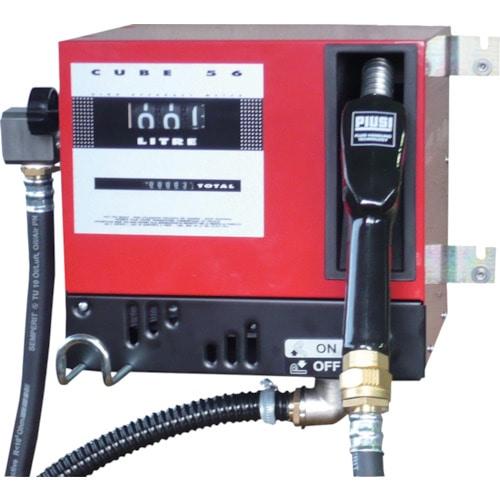 アクアシステム 壁掛け式電動計量ポンプ (灯油・軽油)100V_