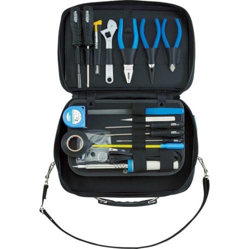 HOZAN 工具セット ショルダー工具セット16点_