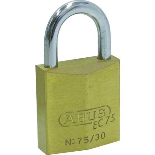 ABUS 真鍮南京錠 ディンプルシリンダー バラ番 各種