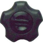 三星 フィットノブ M12 本体/黒 (5個入り) 各色