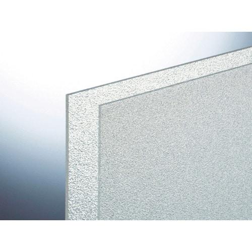 光 スチロール樹脂板透明マット2.4mm 1830X915_