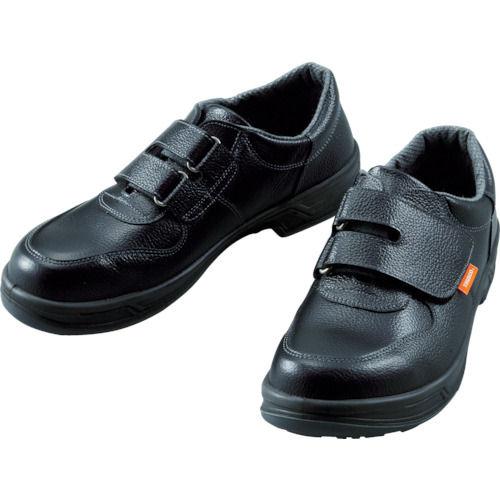 TRUSCO 安全靴 短靴マジック式 JIS規格品 各種