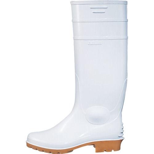Achilles ワークマスター耐油衛生長靴 白クレープ 26.5cm_