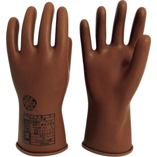 ワタベ 低圧ゴム手袋L_