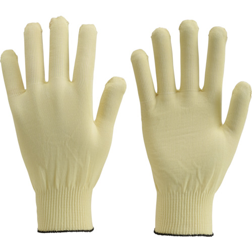 TRUSCO アラミド手袋 15ゲージ 薄手タイプ LLサイズ_