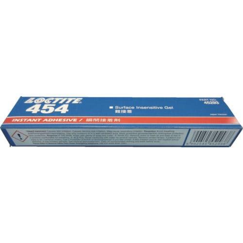 ロックタイト 高機能瞬間接着剤 454 20g ジェルタイプ_