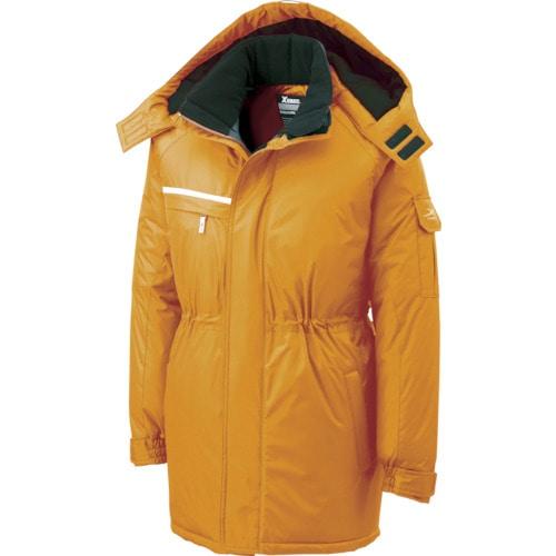 ジーベック 581581防水防寒コート オレンジ 各サイズ