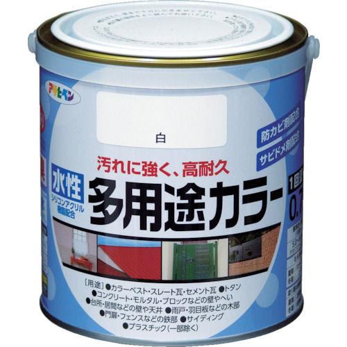 アサヒペン 水性多用途カラー 0.7L 各色
