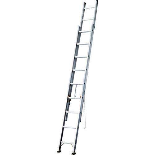 ハセガワ アルミ2連はしご 軽量タイプ HE2型 各種