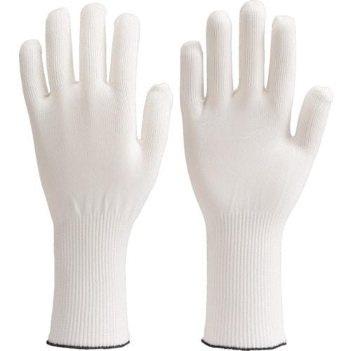 TRUSCO 低発塵耐切創インナー手袋 ロング 各種