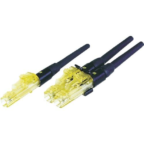 パンドウイット 研磨済みLC光コネクタ シンプレックス 各種