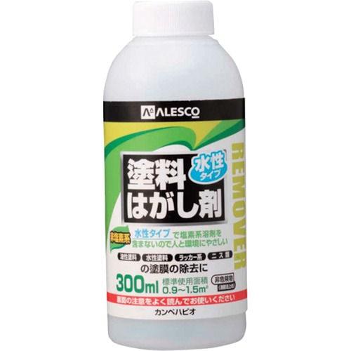 ALESCO 水性タイプ塗料はがし剤 300ML