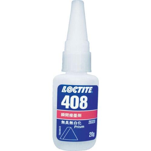 ロックタイト 高機能瞬間接着剤 408 20g_