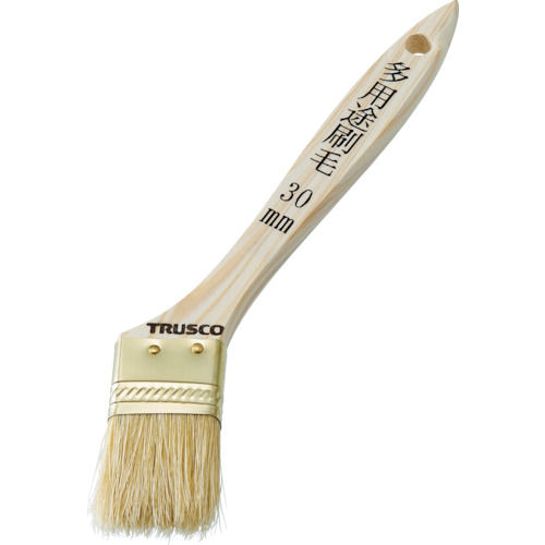 TRUSCO 多用途刷毛 豚毛 各種
