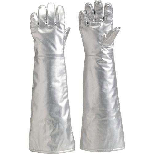 TRUSCO 遮熱・耐熱手袋 ロング_