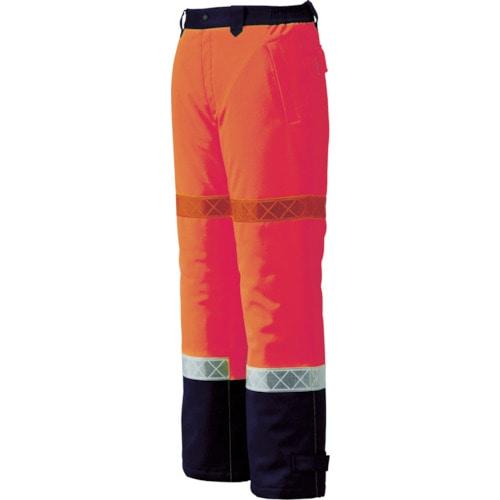 ジーベック 800 高視認防水防寒パンツ オレンジ 各サイズ
