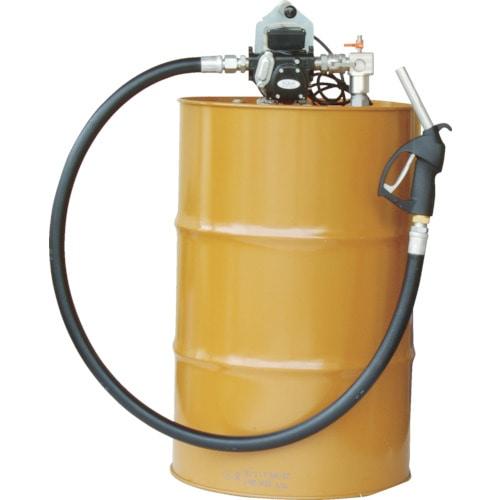 アクアシステム 電動ドラムポンプ(100V) 灯油・軽油_