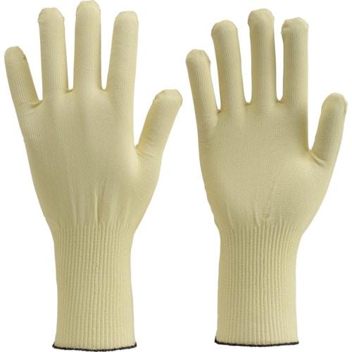 TRUSCO アラミド手袋 15ゲージ 薄手ロングタイプ 各種