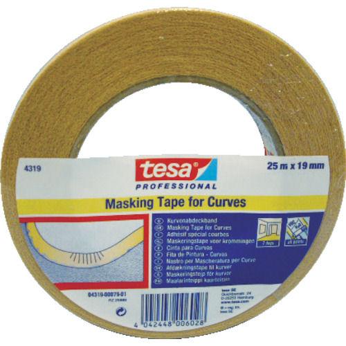 テサテープ マスキングテープ(曲線用)_