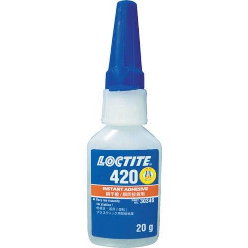ロックタイト 瞬間接着剤 420 20g_