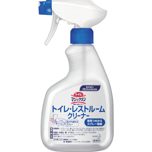 Kao トイレマジックリン消臭洗浄専用つめかえスプレー容器_