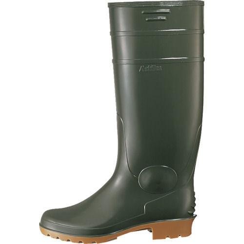 Achilles 耐油・衛生長靴ワークマスター モスグリーンオーク 26.5cm_