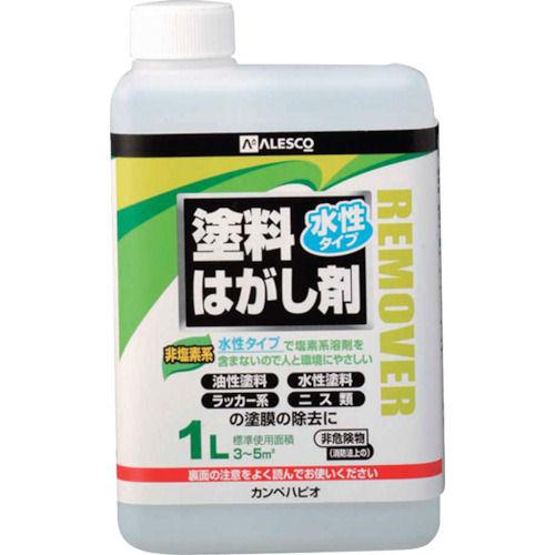 ALESCO カンペ 水性タイプ塗料はがし剤 1L