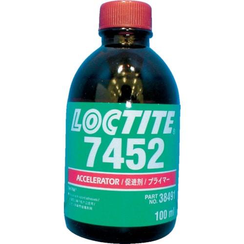ロックタイト 硬化促進剤 7452(TAKPAK アクセラレーター)100ml_