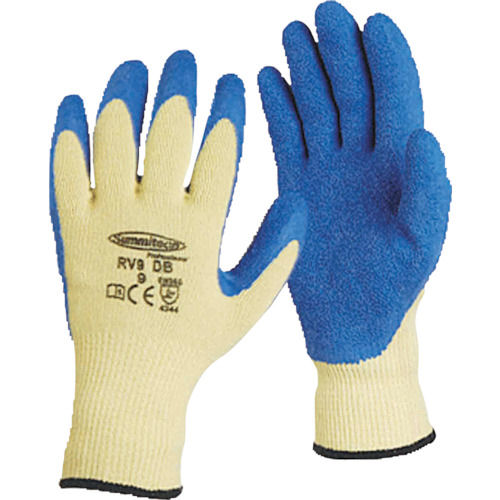 サミテック 耐切創手袋 サミテックRV9 ダークブルー 各サイズ