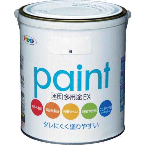アサヒペン 水性多用途EX 1.6L 各色