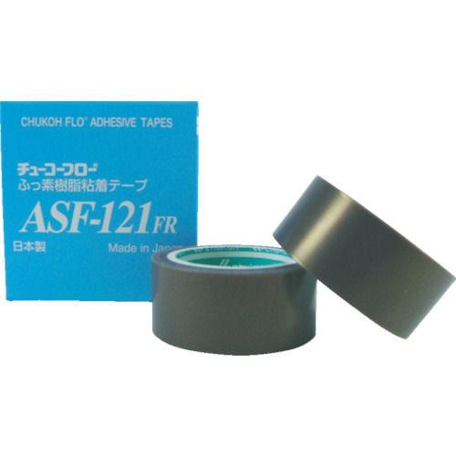 チューコーフロー フッ素樹脂粘着テープ 0.18-25X10_