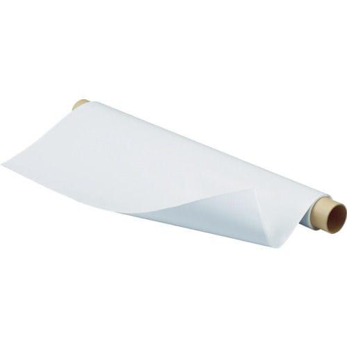 TRUSCO スチールペーパー 糊付 t0.2mmX巾920mmX10m_