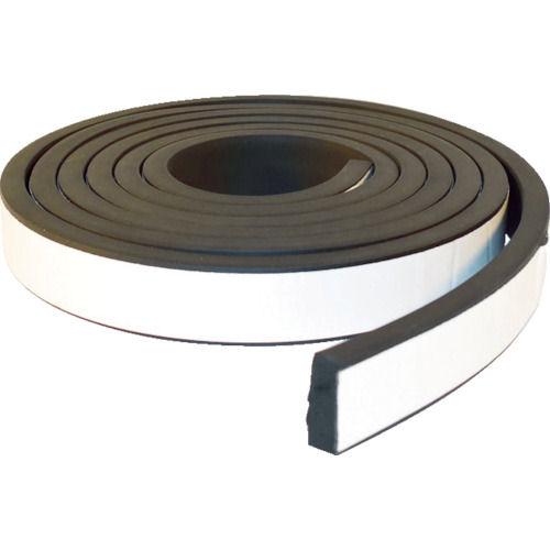 TRUSCO EPDM高機能スキマテープ シャッター用 50X20mmX3._