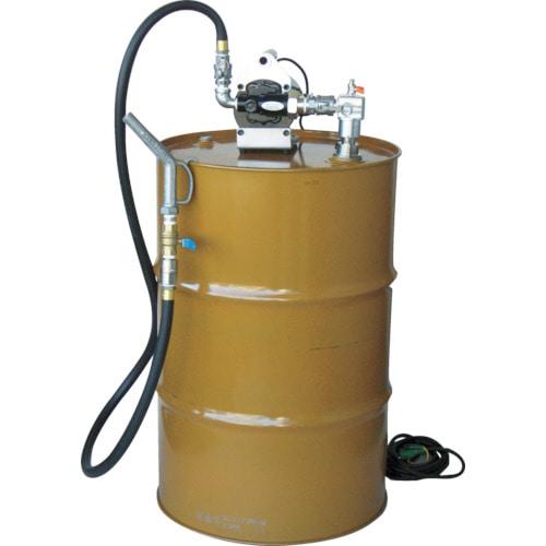 アクアシステム 高粘度オイル電動ドラム缶用ポンプ(100V) オイル 油_