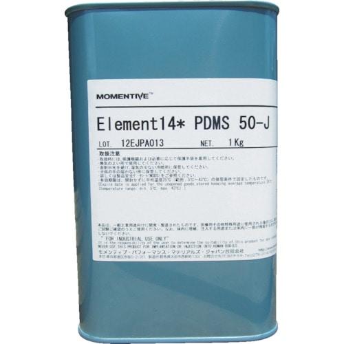 モメンティブ シリコーンオイルエレメント14 PDMS50-J_