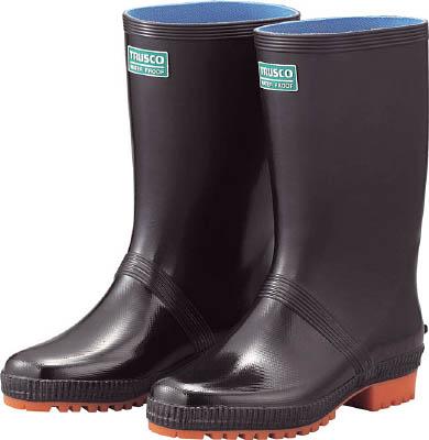 TRUSCO メッシュ軽半長靴 26.5cm_