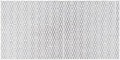 TRUSCO 超高輝度反射シート プリズム型 227mmX227mm 白_