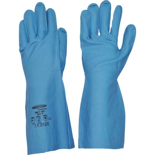 サミテック 耐油・耐溶剤手袋 サミテックGB-F-06 ブルー 各サイズ