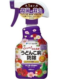 うどんこ病 サンヨール液剤AL 400ml