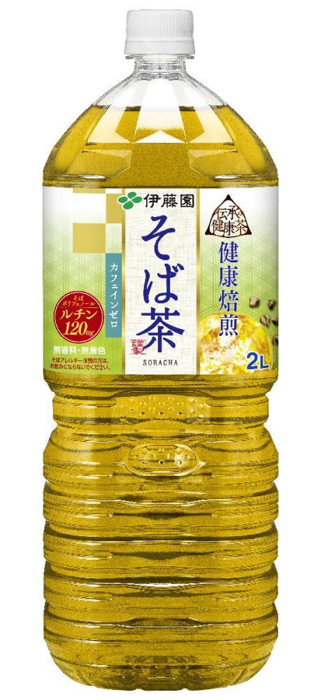 伊藤園 伝承の健康茶 健康焙煎そば茶 各種